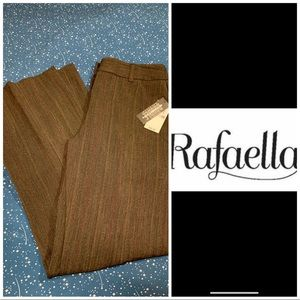 NWT Rafaella dress pant